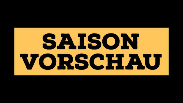 Saisonvorschau 2019-2020